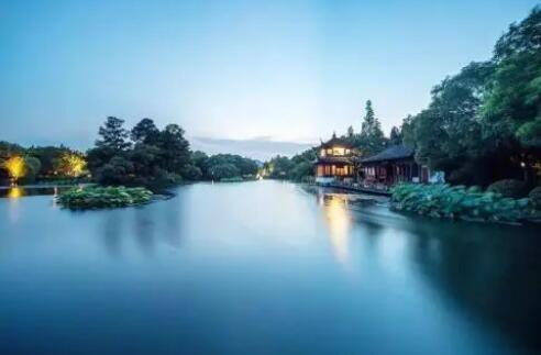 """杭州——美丽的""""西溪"""""""